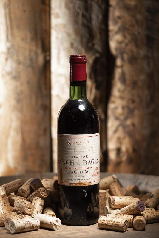 Château Lynch Bages Rouge 1973