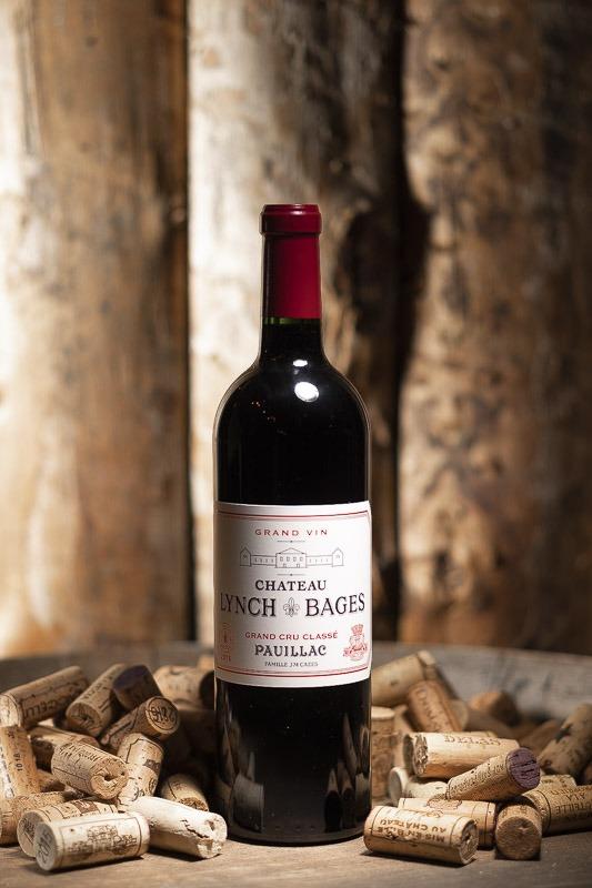 Château Lynch Bages Rouge 2015