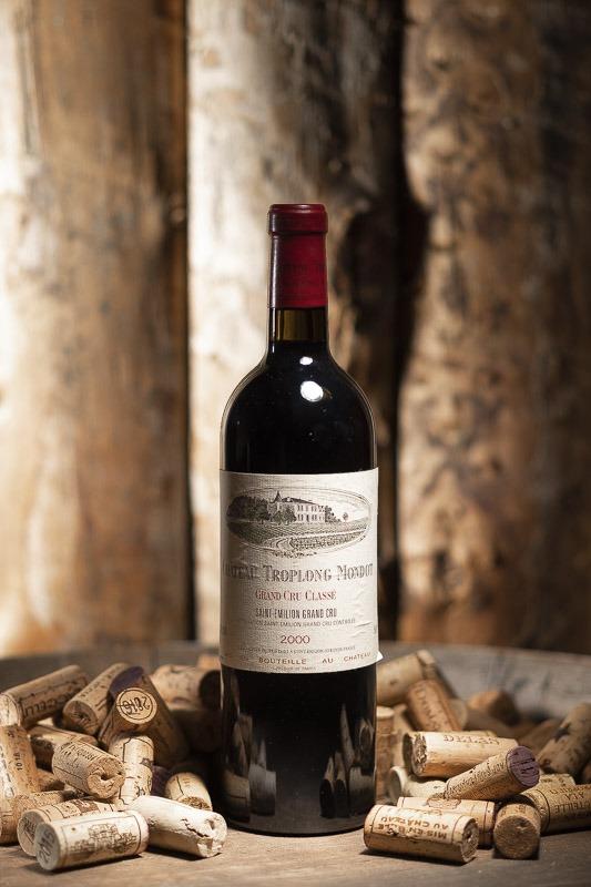 Château Troplond Mondot Rouge 2000