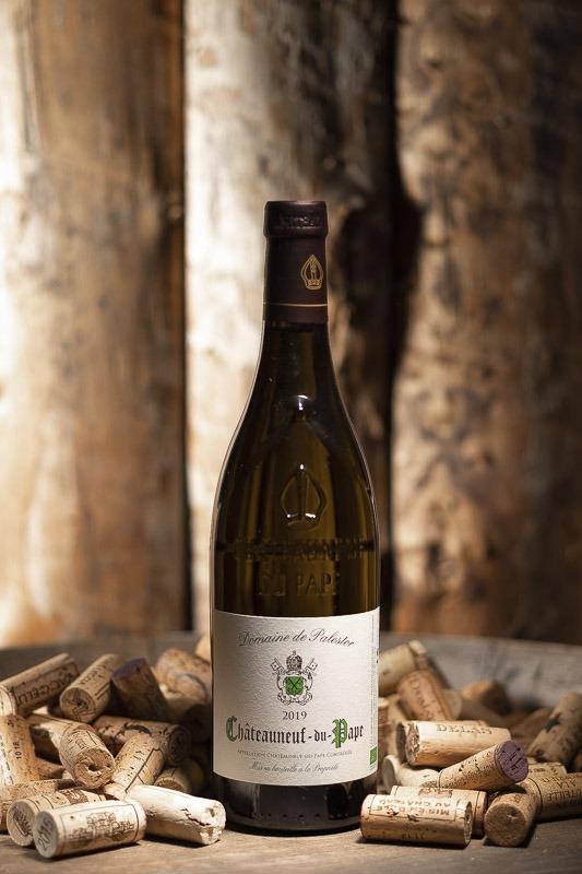 Domaine Palestor Châteauneuf du Pape Blanc 2019