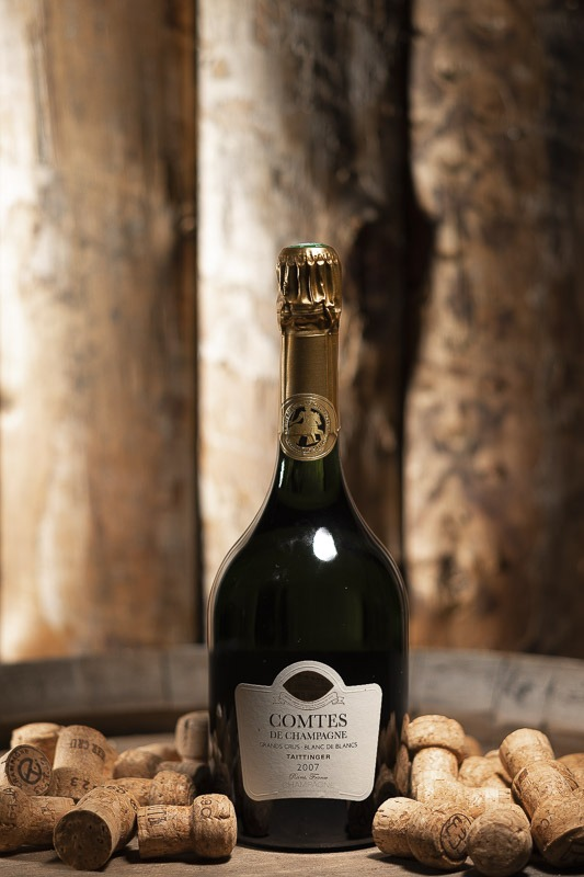 Taittinger Cuvée Comtes de Champagne Millésime 2007 Blanc de Blancs
