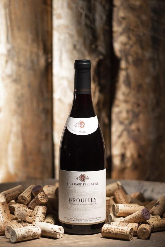 Brouilly Bouchard Beaujolais Rouge 2016