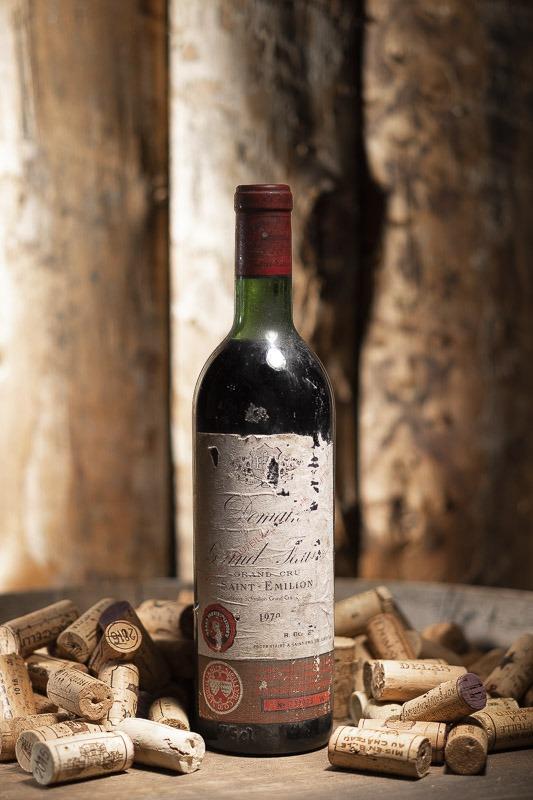Domaine Grand Faurie Rouge 1970