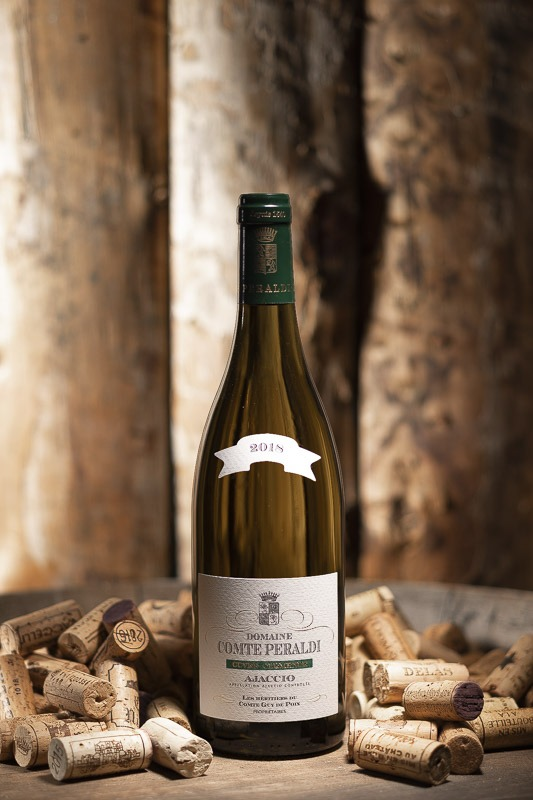 Domaine Peraldi, Cuvée Clémence, Blanc 2018