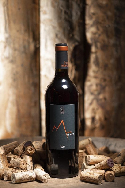 Domaine Abbatucci Cuvée Monte Bianco Rouge 2018