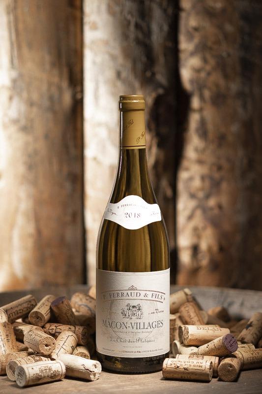 Macon Ferraud Blanc 2018