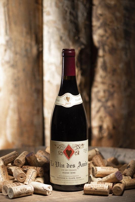Domaine Clape Côtes du Rhône Cuvée Vins des Amis Rouge 2015
