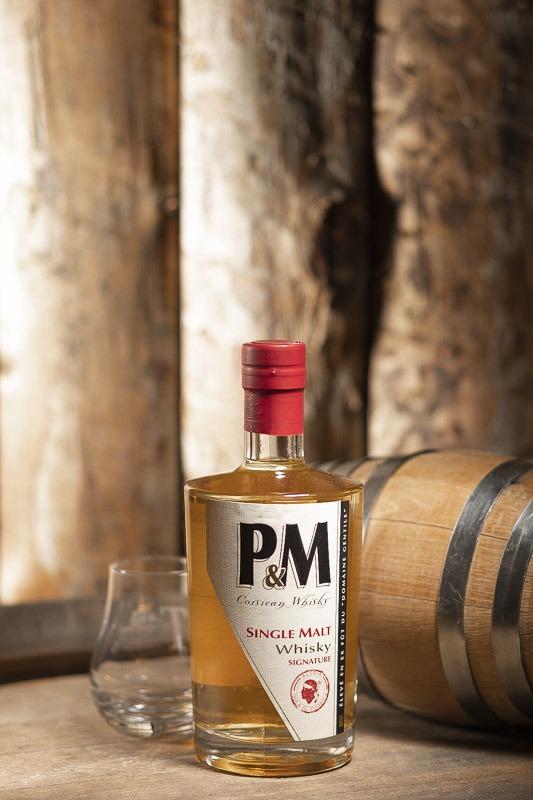 P&M Single Malt Signature ❤