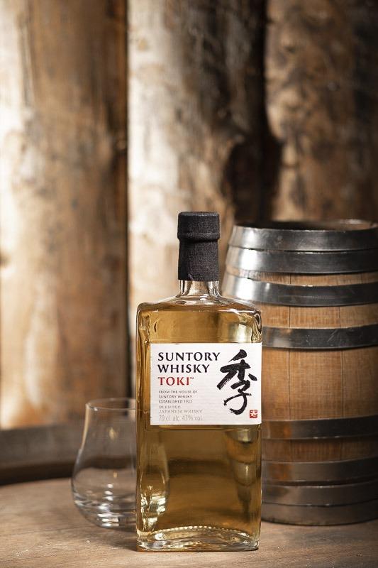 Whisky Suntori Toki