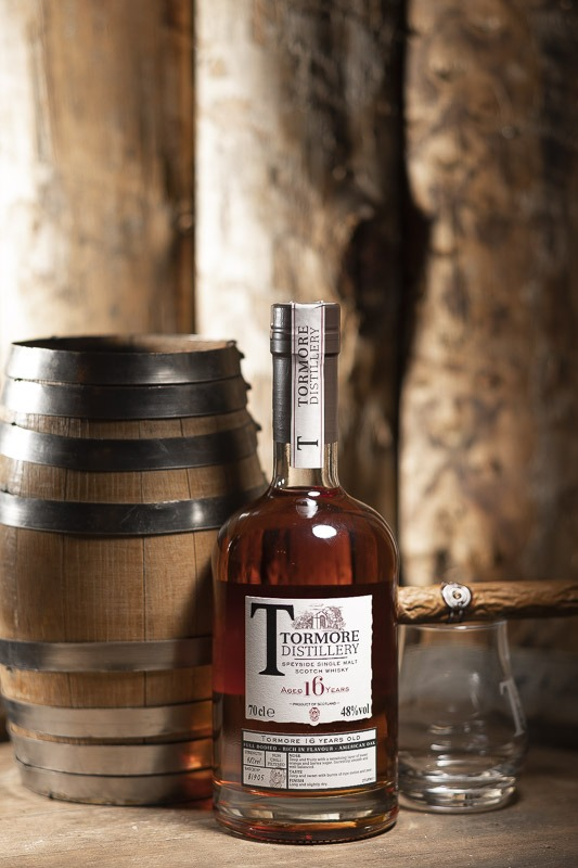 Tormore Whisky 16 Ans ❤